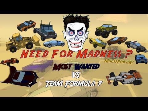 [NFMM War] Most Wanted vs Team Formula 7
