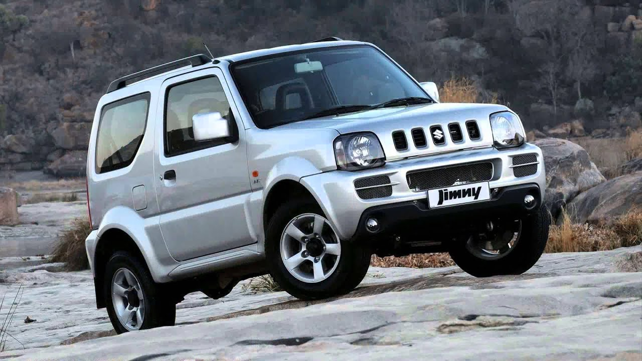 2014 suzuki jimny 4x4 youtube. Black Bedroom Furniture Sets. Home Design Ideas