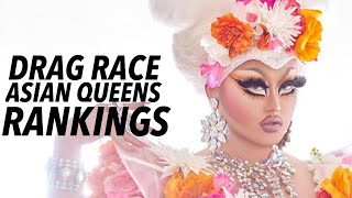 Best Asian Drag Queens