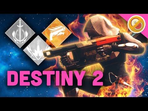 DESTINY 2 NEW GUNSLINGER PVP GAMEPLAY!