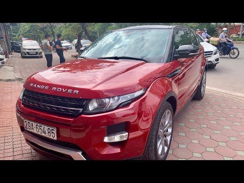 Mới về ! Range Rover Evoque Dynamic 2012 , một chủ mua mới chính hãng , giữ quá đẹp , giá cực rẻ !