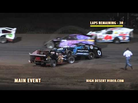 You Be The Judge - SNMS Modified Main 9/4/2010