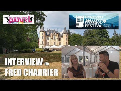 2018 07 07   RDV Cultur'L    avec Fred CHARRIER au Montivert Music Festival