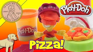 Hasbro Play-Doh Town Pizza Delivery Driver Kids Toy Playset