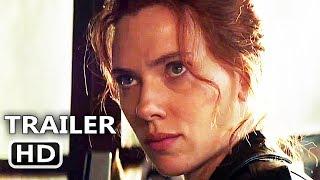 BLACK WIDOW Trailer # 2 (2020) Scarlett Johansson, Florence Pugh Movie