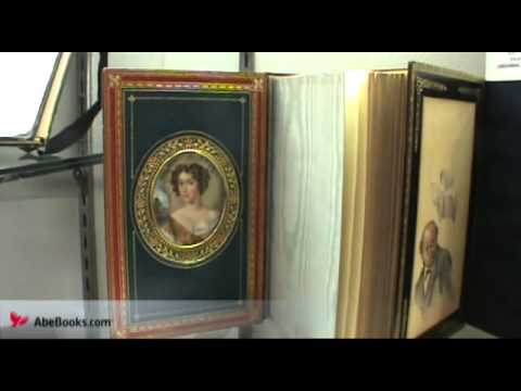 AbeBooks visits the New York Antiquarian Book Fair