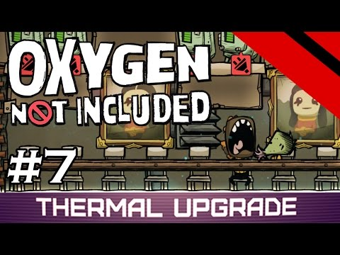 Oxygen Not Included - Thermal Upgrade - INSULATION (Stream) - Part 7 [S6]