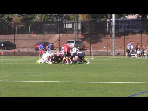 Longwood Men's Rugby vs. Duke University 10/16/2016