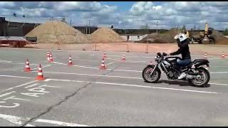 Обучение вождению на права категории A