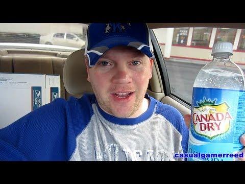 Reed Reviews - Canada Dry Club Soda