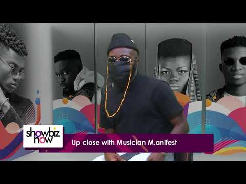 I'm dropping the verse of the year in my next song – M.anifest