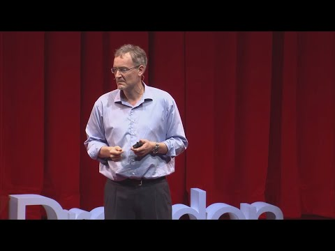 A mechanism that can change the world | Stefan Brunnhuber | TEDxDresden