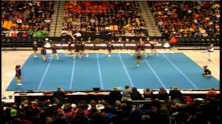James River in Cheerleading Championships