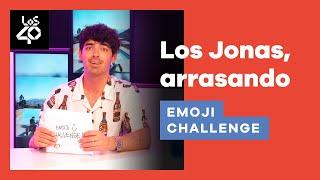 EMOJI CHALLENGE: ¡Los JONAS BROTHERS se juegan sus vidas!