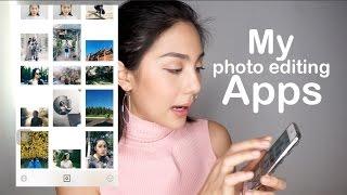 My photo editing apps แอพแต่งรูปจ้าา | Fah Sarika screenshot 5