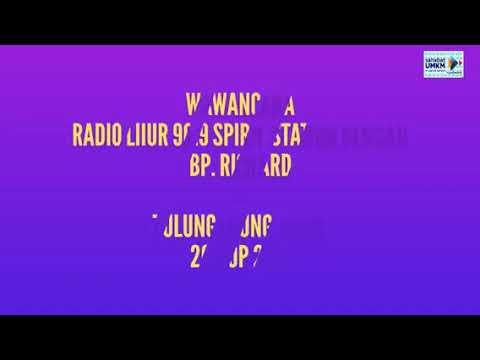 Kunjungan Bp. Richard (Sahabat UMKM Indonesia) ke Tulungagung & Wawancara dgn Radio Liiur 90.9 FM TA