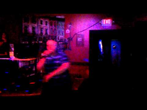 The Ice Ice Baby Karaoke Guy