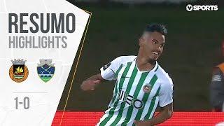 Highlights   Resumo: Rio Ave 1-0 Chaves (Liga 18/19 #8)