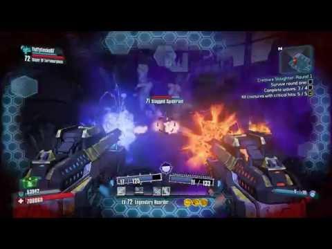 Borderlands 2 DLC; Creature Slaughter Pt.1 |