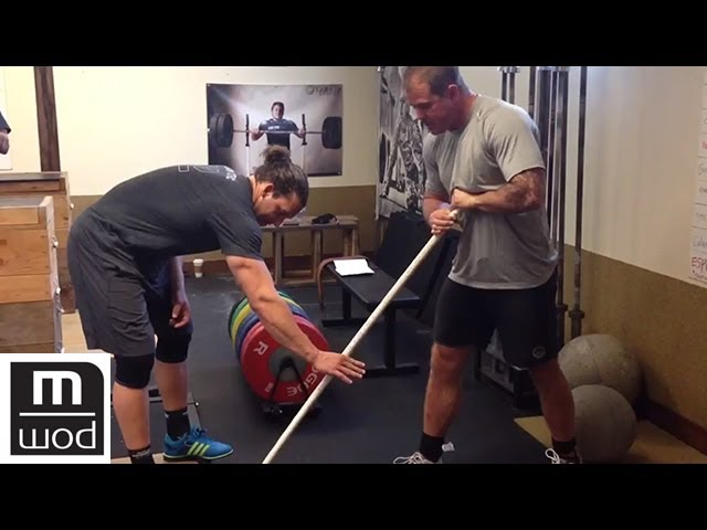 Power Clean Spine Load Error | Feat. Kelly Starrett | MobilityWOD