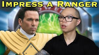 FAN FILM: How To Impress A Power Ranger - feat. Jason David Frank (The Original Green Ranger)