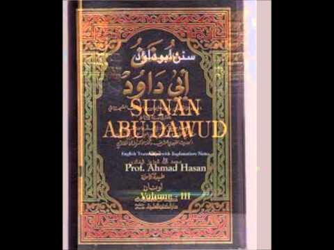 Sunan Abu Dawud  Sh/ Hassen Abdallah part 13