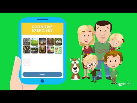 CogniFit for Families: Teaser, coming soon