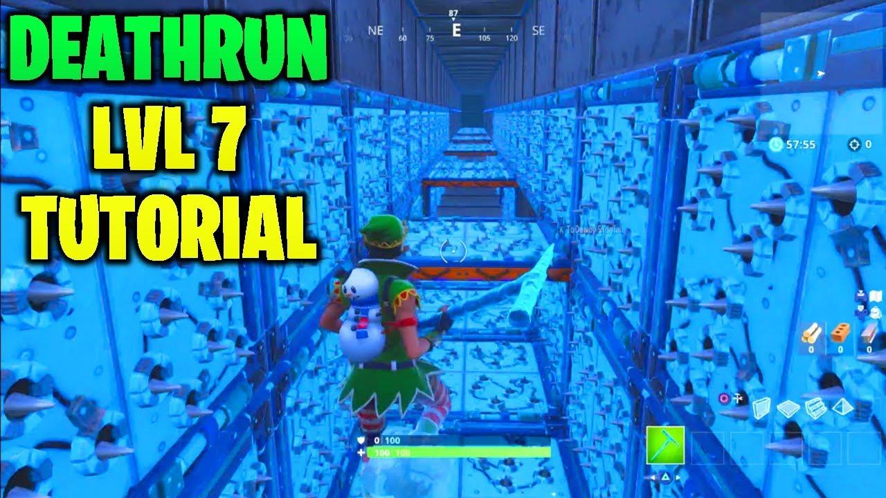Fortnite Creative Codes Cizzorz Deathrun 20 | Fortnite Cheat