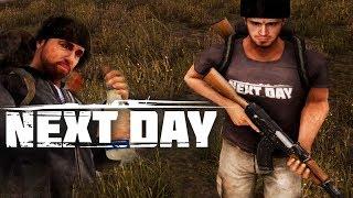 Next Day: Survival - ЭПИЧНОЕ НАПАДЕНИЕ МАРОДЕРОВ