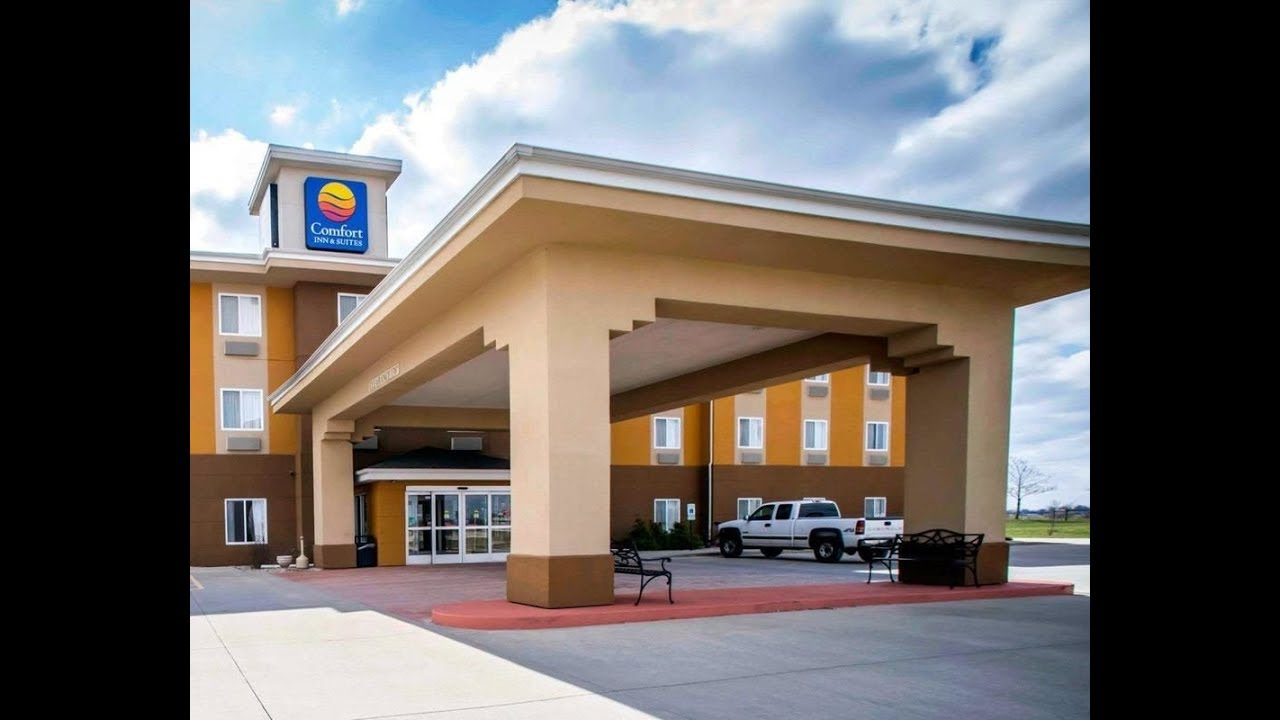 Comfort Inn Greenville Hotels Ohio
