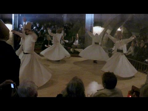 Whirling Dervishes of Konya, Turkey