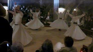 Whirling Dervishes of Konya, Turkey