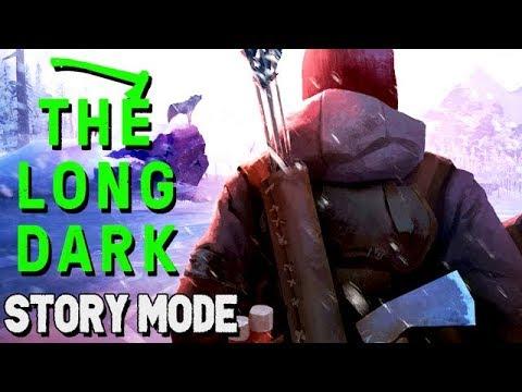 The Long Dark Gameplay German - Der lange kalte Weg ist das Ziel