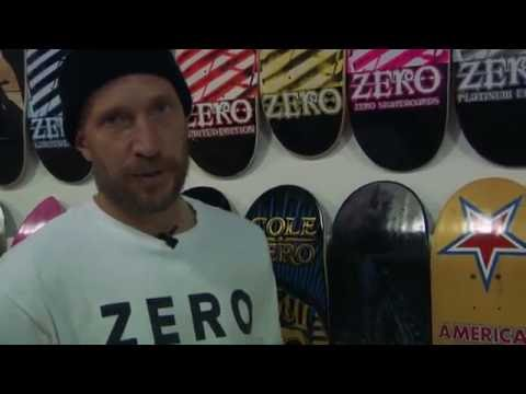 20 Years of Zero Skateboards with Jamie Thomas
