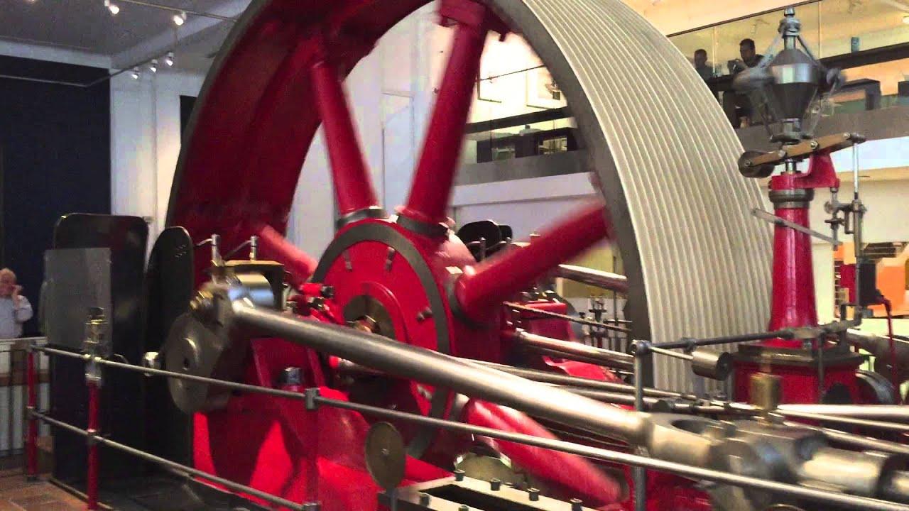James Watt' Steam Engine Science Museum London