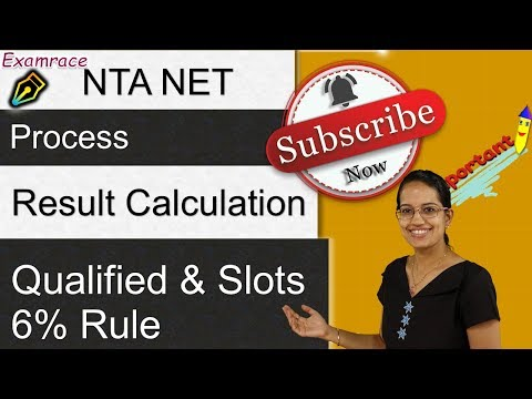 nta-net-result-calculation-and-process---qualified slots-(dr.-manishika---examrace)