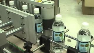 Label-Aire® - InLine Series 5100 - Water Bottle Labeling System