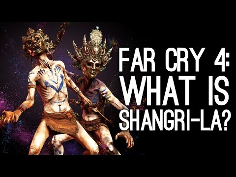 Far Cry 4: What is Shangri-La? - 1080p Far Cry 4 Gameplay