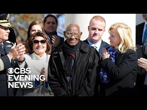 Richard Overton, America's Oldest Veteran, Dies At 112