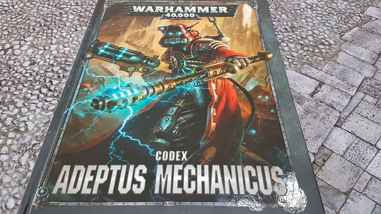8th edition codex adeptus mechanicus review youtube 8th edition codex adeptus mechanicus review fandeluxe Gallery