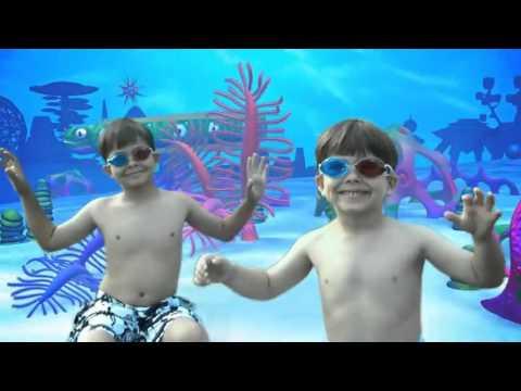 Zwembad Marin 3D adventure Bestway Promo Nederlands