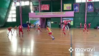 СШ Бердск 09 vs Обь Чемпионат НСО по мини футболу 2020