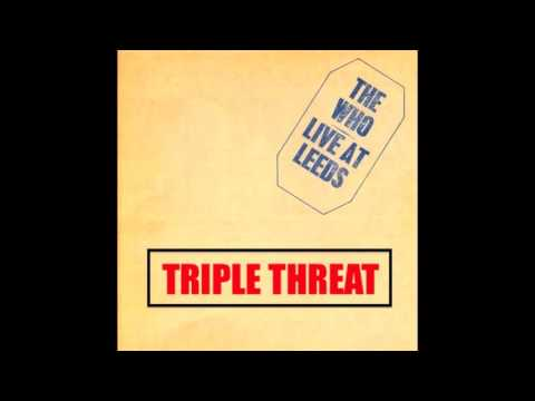 "The Who ""Live At Leeds"" Album Review - Triple Threat's (Post-)Valentine's Day Special"