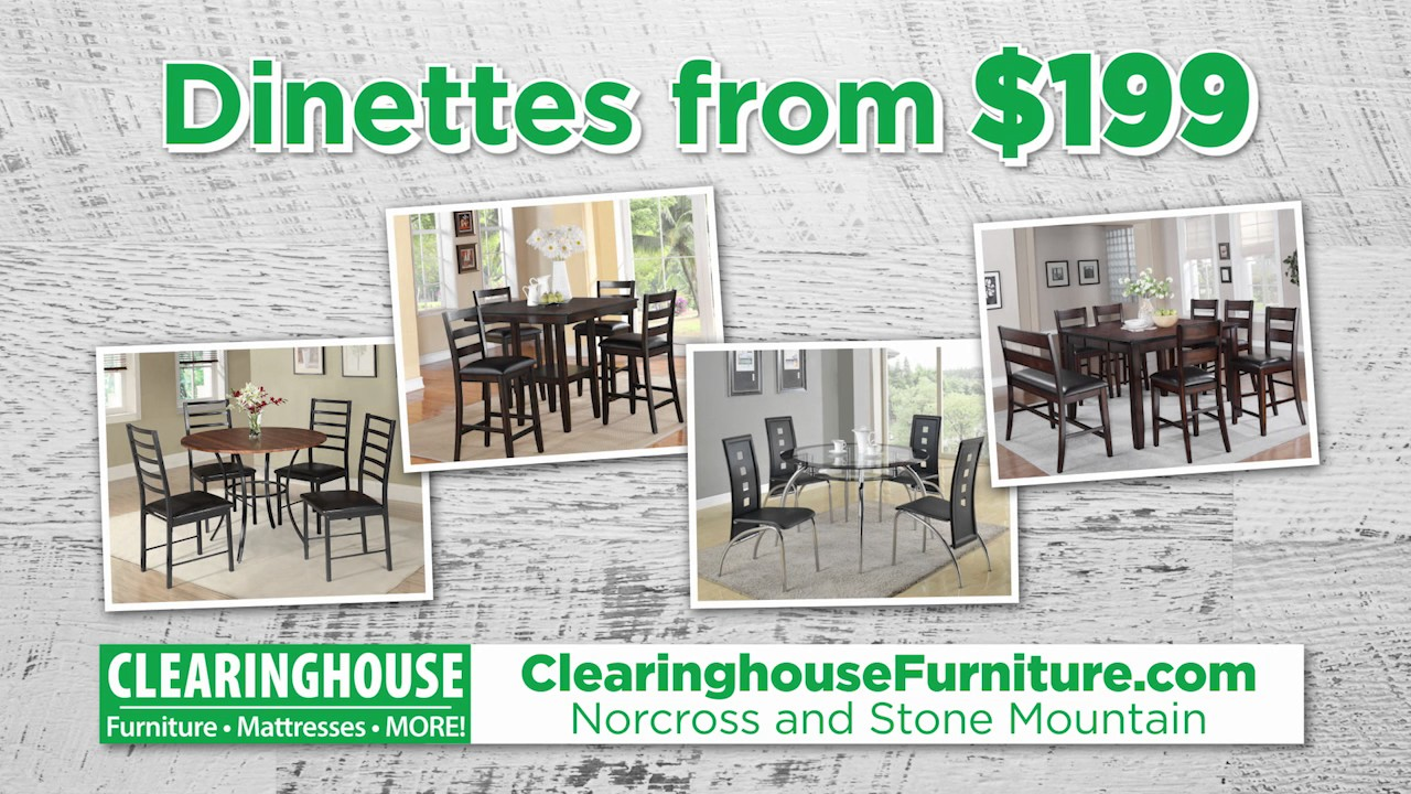 Clearinghouse Furniture Gottamove Atl