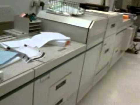 XEROX Printer DocuTech 6135 New