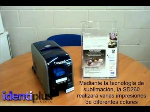 Impresora Datacard Sd460 Con Tactile Impression Funnycat Tv