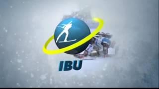 2017.01.15 - Биатлон - Кубок Мира 2016-2017, гонка преследования, мужчины - UA׃Перший
