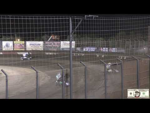 World Of Outlaws Heat#2 Perris Auto Speedway Perris, Ca