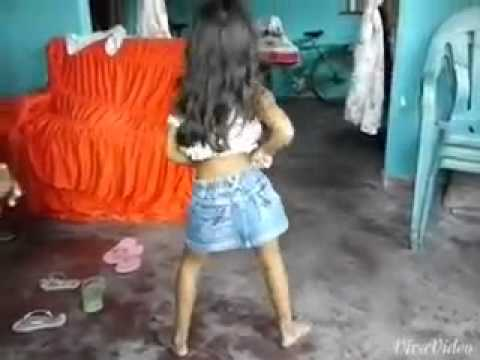 Duda dançando pararatibum