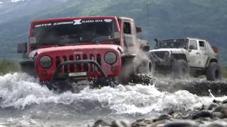 2016 JK Experience Alaska - A True Grappler Adventure
